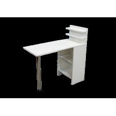 """Маникюрный стол """"Эконом"""" Белый"""