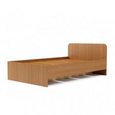 Кровать №2 (1200) (без матраца), Бук