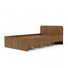 Кровать №2 (1600) (без матраца), Орех